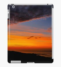 Sunset over the Atlantic - Glencolmcille, Ireland iPad Case/Skin