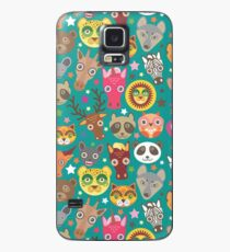 funny animals muzzle Case/Skin for Samsung Galaxy
