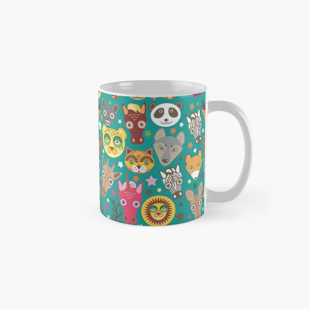 funny animals muzzle Mug