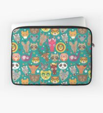 funny animals muzzle Laptop Sleeve