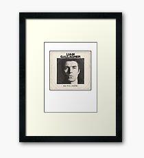 Liam Gallagher - As You Were Framed Print