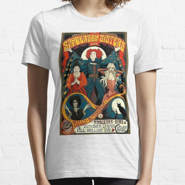 Sanderson Sisters Tour Essential T-Shirt