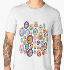doll matryoshka Men's Premium T-Shirt