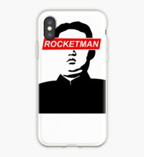 Supreme Leader Kim Jong Un  iPhone Case
