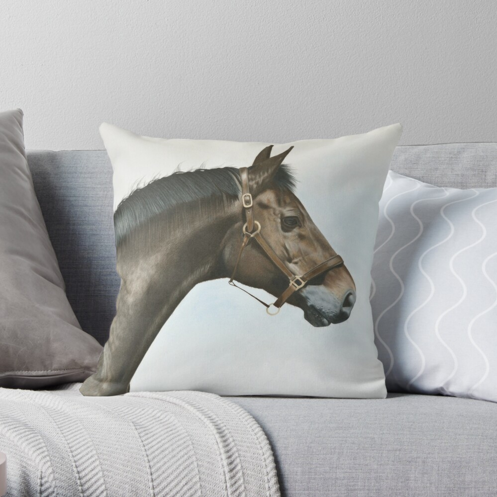 Better Loosen Up Throw Pillow