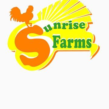 Sunrise Farms by elilygreen