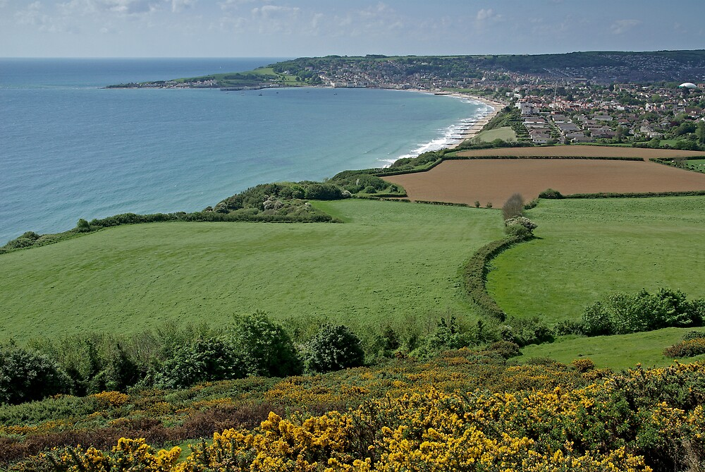Swanage, Dorset by ludek