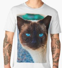 What Beautiful eyes you have! Men's Premium T-Shirt