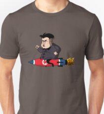 Kim Jong Un Rocket Man Unisex T-Shirt