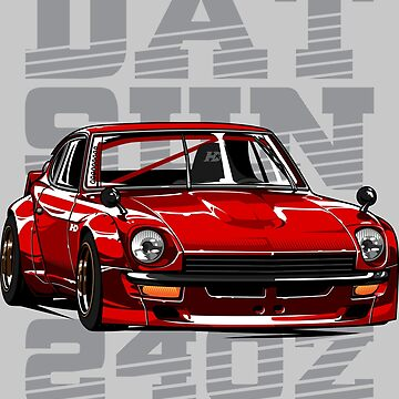 240Z Pandem by hafisdesign