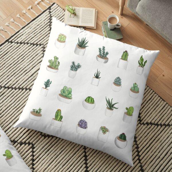 Esta pieza ha sido muy popular con las pegatinas que son perfectas para decorar tu agenda Cojines de suelo