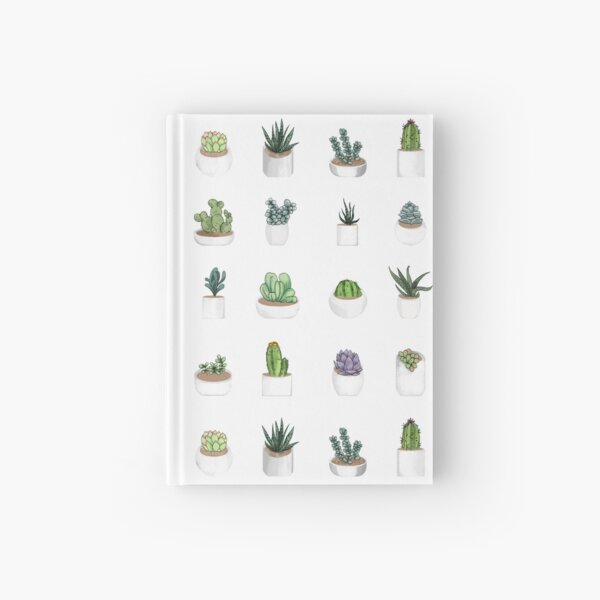 Succulents Hardcover Journal