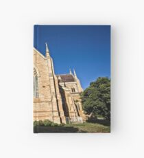 St Saviour's Cathedral in Goulburn/NSW/Australia (1) Hardcover Journal