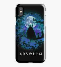 spooky moonlight iPhone Case/Skin