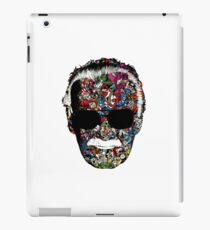 """Stan Lee """"Man of many faces"""" iPad Case/Skin"""