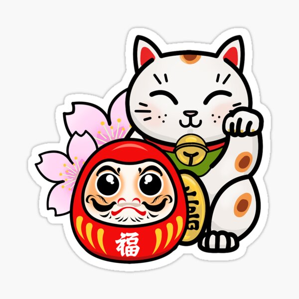 Luck & Fortune Sticker
