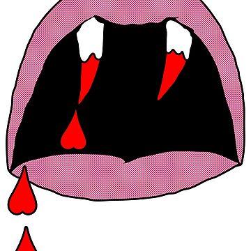 Blood Luster Vampire by rkksrnsn