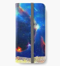 Calvin and Hobbes Nebula iPhone Wallet/Case/Skin