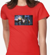 KIDS '95 Womens Fitted T-Shirt
