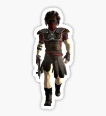 Fallout New Vegas: Legion Warrior Sticker