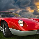 Lotus Europa by Geoff Carpenter