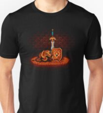 The adventure ends T-Shirt