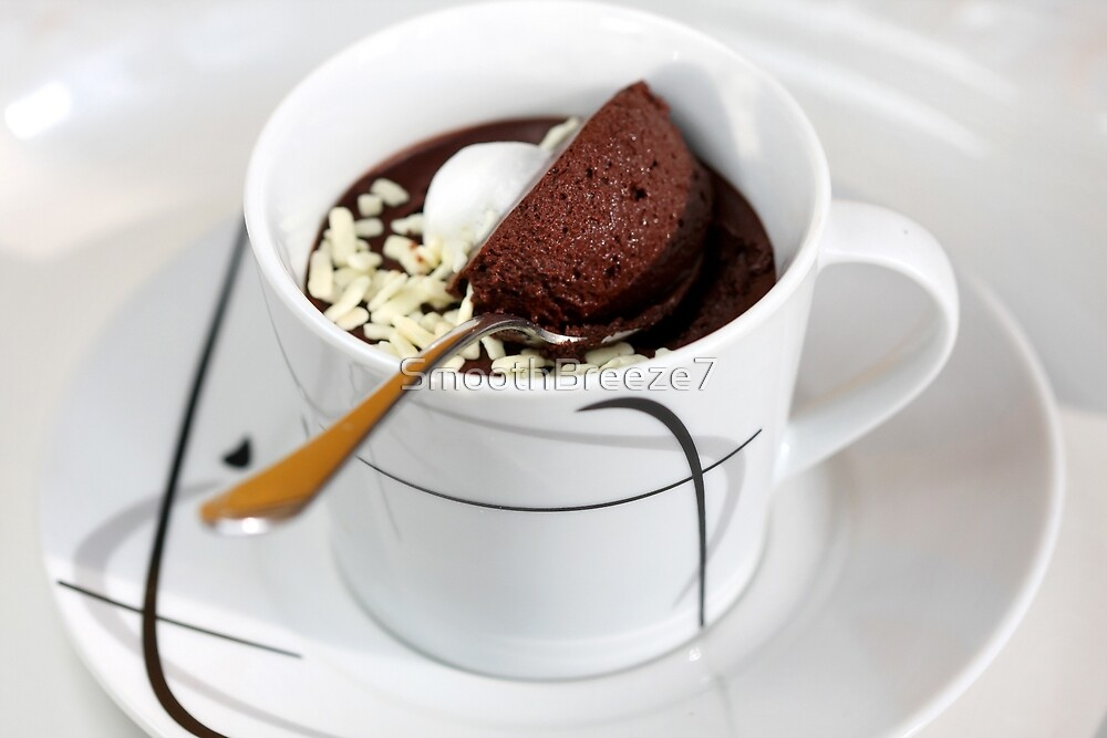 Cardamom-Coffee-Cup of Mousse by SmoothBreeze7
