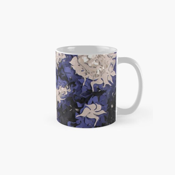 Midnight flowers Classic Mug