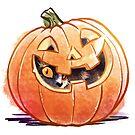 Pumpkin Spice Kitty by asurocks
