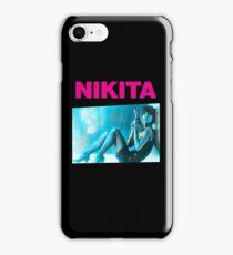 Nikita iPhone Case/Skin