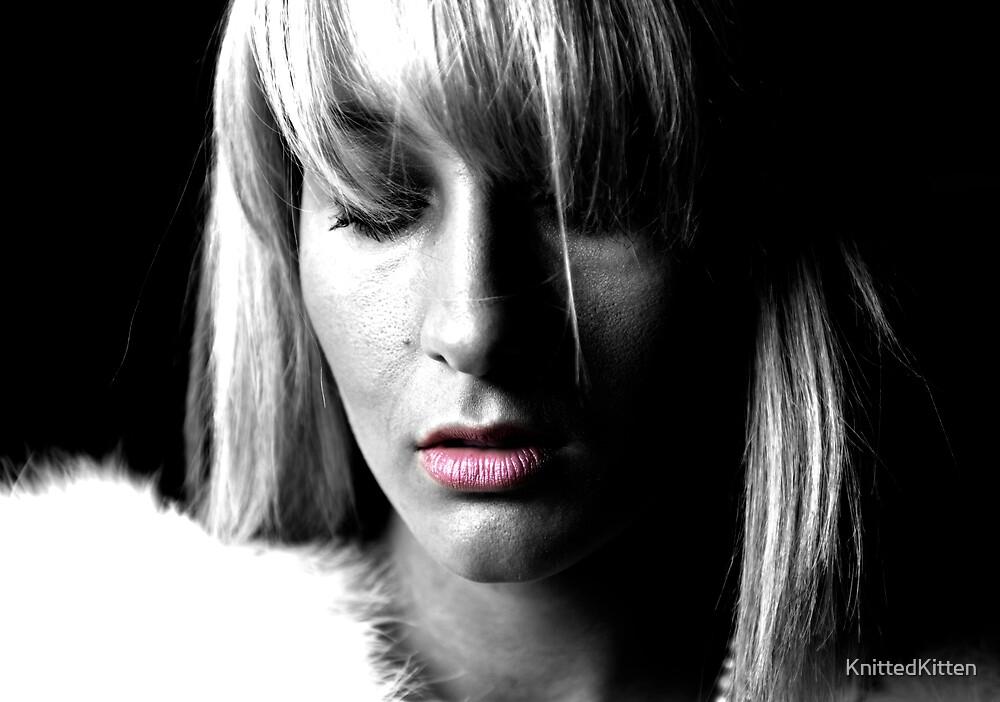 Angel Face by KnittedKitten