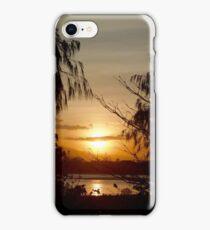 Balgal Beach Inlet, North Queensland iPhone Case/Skin