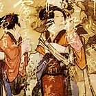 Geisha Love Letter by reflector