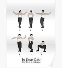 What we do in the Shadows - Deacon Dance Poster