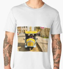 Yellow Taxi Men's Premium T-Shirt