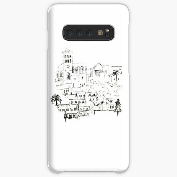 Ibiza-Stadt Samsung Galaxy Leichte Hülle