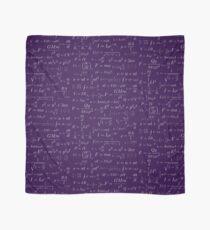 Physics - purple Scarf