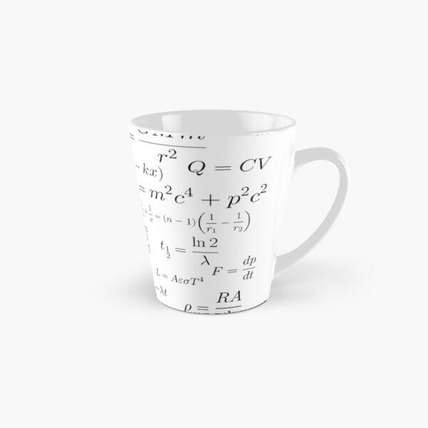 Physics Tall Mug