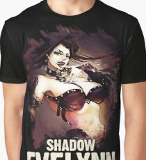 League of Legends SHADOW EVELYNN Graphic T-Shirt