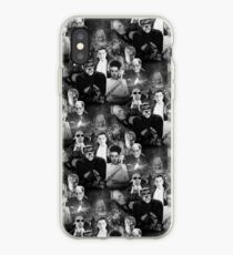 Monsters By Moonlight - Seamless! iPhone Case