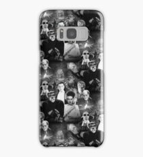 Monsters By Moonlight - Seamless! Samsung Galaxy Case/Skin