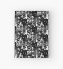 Monsters By Moonlight - Seamless! Hardcover Journal