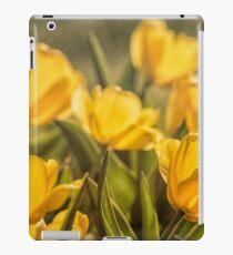 Spring Gold iPad Case/Skin