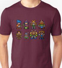 16 bit heroes breath of fire Unisex T-Shirt