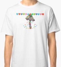LOVE IS A DANCE Classic T-Shirt