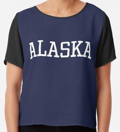 Alaska Chiffon Top
