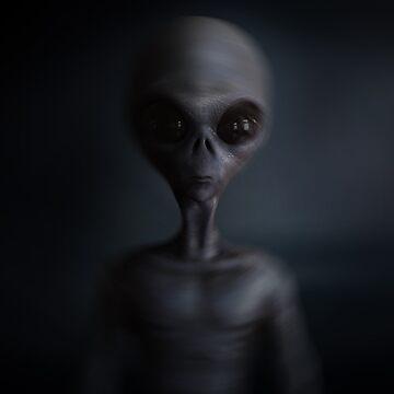 Alien  by mydesignontrack