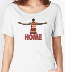 Lebron James - Return of the king Women's Relaxed Fit T-Shirt
