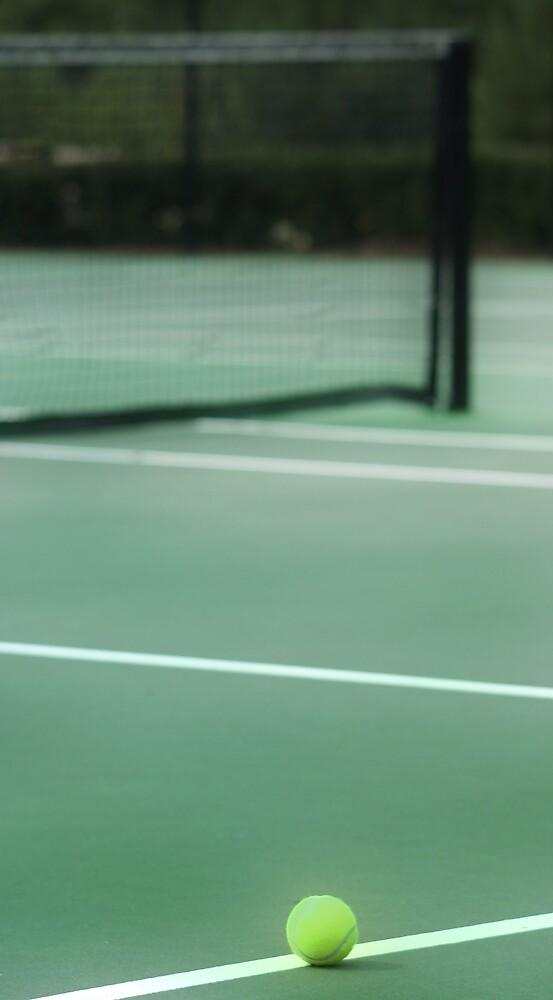 Tennis Any One? by David W Kirk
