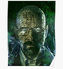 breaking bad heisenberg Poster
